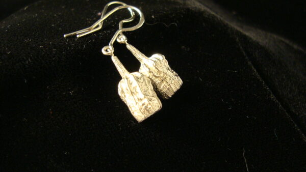 Gumnut Cast Earrings