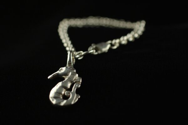Traditional Seahorse bracelet.