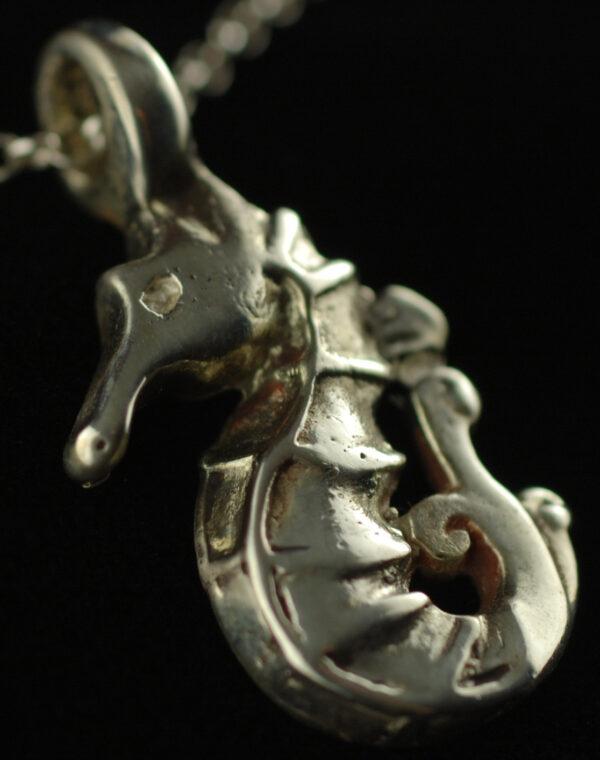 Traditional Seahorse pendant